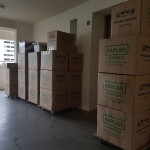 Movers storage